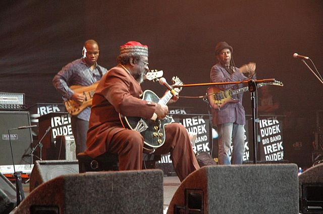 James Blood Ulmer's Memphis Blood & Vernon Reid
