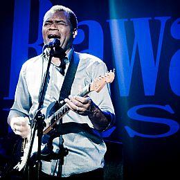 Robert Cray podczas 32. Rawa Blues Festival, 2012, Przemek Kokot - www.pkokot.com